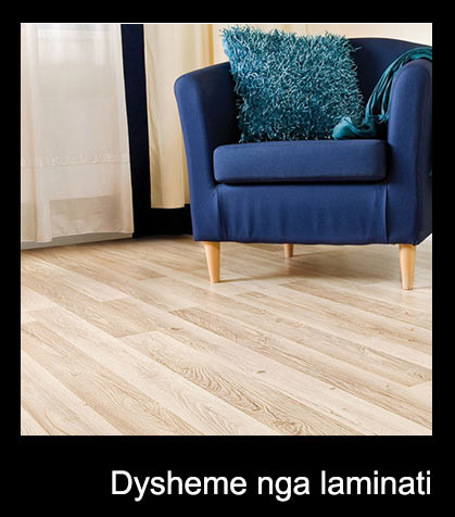 Dysheme nga laminati